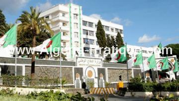 Algerie Pratique Ministere ministere defense