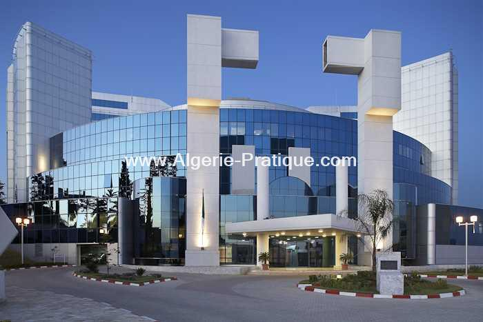 Algerie Pratique Ministere ministere finances